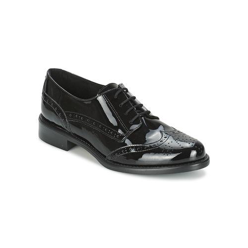 Pantofi Femei Pantofi Derby Betty London CODEUX Negru