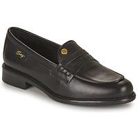 Pantofi Femei Mocasini Betty London MAGLIT Negru