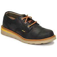 Pantofi Bărbați Pantofi Derby Caterpillar JACKSON LOW Negru