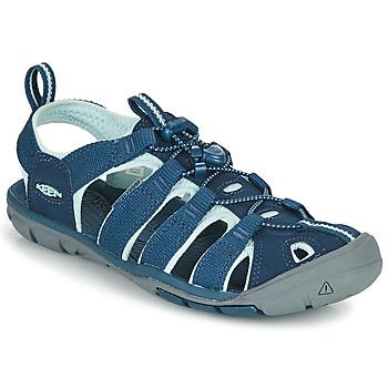 Pantofi Femei Sandale sport Keen CLEARWATER CNX Albastru