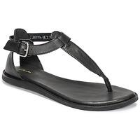 Pantofi Femei Sandale  Clarks KARSEA POST Negru