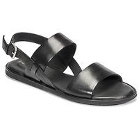 Pantofi Femei Sandale  Clarks KARSEA STRAP Negru