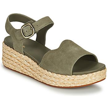 Pantofi Femei Sandale  Clarks KIMMEI WAY Kaki