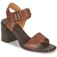 Pantofi Femei Sandale  Clarks LANDRA70 STRAP Maro