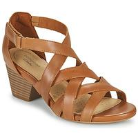 Pantofi Femei Sandale  Clarks LORENE POP Camel