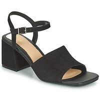 Pantofi Femei Sandale  Clarks SHEER65 BLOCK Negru