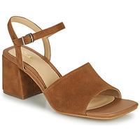 Pantofi Femei Sandale  Clarks SHEER65 BLOCK Camel