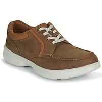 Pantofi Bărbați Pantofi Derby Clarks BRADLEY VIBE Bej