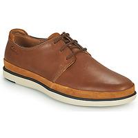 Pantofi Bărbați Pantofi Derby Clarks BRATTON LACE Maro
