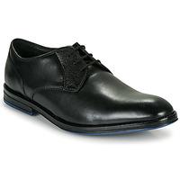Pantofi Bărbați Pantofi Derby Clarks CITISTRIDELACE Negru