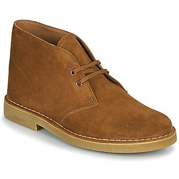 Pantofi Bărbați Ghete Clarks DESERT BOOT 2 Maro