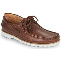 Pantofi Bărbați Pantofi barcă Clarks DURLEIGH SAIL Maro