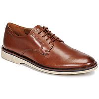 Pantofi Bărbați Pantofi Derby Clarks MALWOOD PLAIN Maro