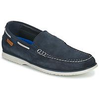 Pantofi Bărbați Pantofi barcă Clarks NOONAN STEP Albastru