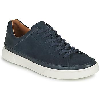Pantofi Bărbați Pantofi sport Casual Clarks UN COSTA TIE Albastru