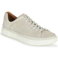 Pantofi Bărbați Pantofi sport Casual Clarks UN COSTA TIE Alb