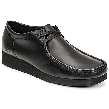 Pantofi Bărbați Pantofi Derby Clarks WALLABEE 2 Negru