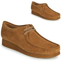 Pantofi Bărbați Pantofi Derby Clarks WALLABEE 2 Maro