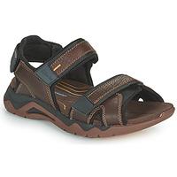 Pantofi Bărbați Sandale sport Clarks WAVE2.0 JAUNT Maro