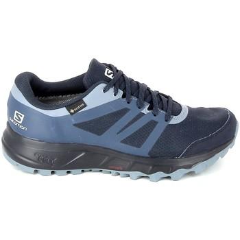 Pantofi Femei Trail și running Salomon Trailster 2 GTX Marine albastru