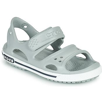 Pantofi Copii Sandale  Crocs CROCBAND II SANDAL PS Gri