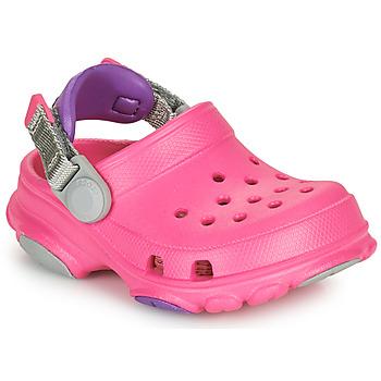 Pantofi Fete Saboti Crocs CLASSIC ALL-TERRAIN CLOG K Roz