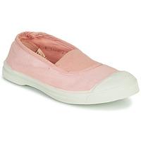 Pantofi Fete Pantofi sport Casual Bensimon TENNIS ELASTIQUE Roz