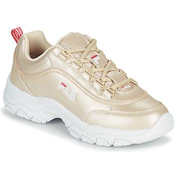 Pantofi Femei Pantofi sport Casual Fila STRADA F WMN Auriu
