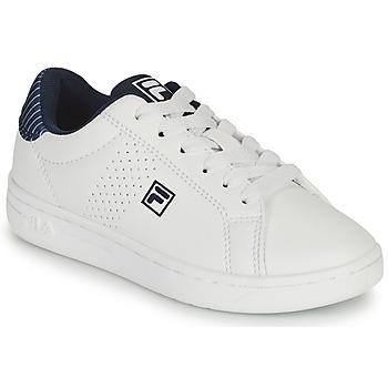 Pantofi Băieți Pantofi sport Casual Fila CROSSCOURT 2 NT KIDS Alb / Albastru
