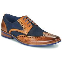 Pantofi Bărbați Pantofi Derby Kdopa MANI Camel / Albastru