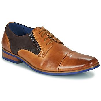 Pantofi Bărbați Pantofi Derby Kdopa SNOOP Camel / Albastru