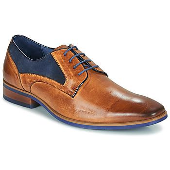 Pantofi Bărbați Pantofi Derby Kdopa CONNOR Camel / Albastru