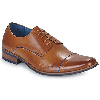 Pantofi Bărbați Pantofi Derby Kdopa HAGEN Camel