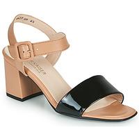 Pantofi Femei Sandale  Peter Kaiser PEORIA Nude / Negru