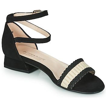 Pantofi Femei Sandale  Peter Kaiser PUERTO Negru