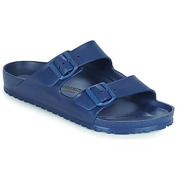 Pantofi Bărbați Papuci de vară Birkenstock ARIZONA EVA Albastru
