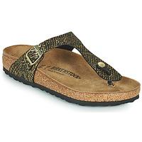 Pantofi Femei  Flip-Flops Birkenstock GIZEH Negru