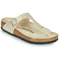 Pantofi Femei  Flip-Flops Birkenstock GIZEH Auriu