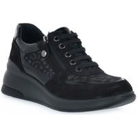 Pantofi Femei Pantofi sport Casual Enval LEOL NERO Nero