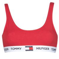 Lenjerie intimă Femei Bustiere sport Tommy Hilfiger BRALETTE Roșu