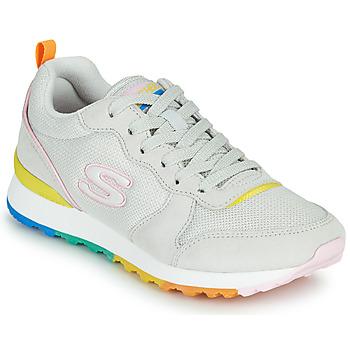 Pantofi Femei Pantofi sport Casual Skechers OG 85 Alb / Galben