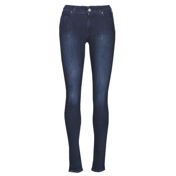 Îmbracaminte Femei Jeans skinny Replay NEW LUZ Albastru / Culoare închisă