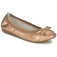 Pantofi Femei Balerin și Balerini cu curea Moony Mood ELALA Bronz
