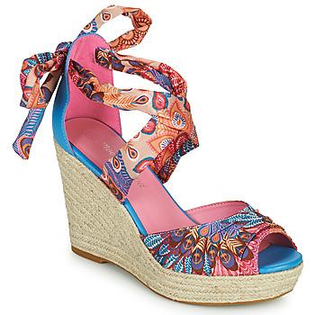 Pantofi Femei Sandale  Moony Mood EFIRNIL Roz