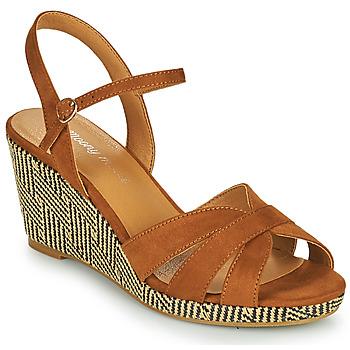 Pantofi Femei Sandale  Moony Mood MALIA Camel