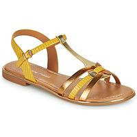 Pantofi Femei Sandale  Moony Mood OSOM Galben