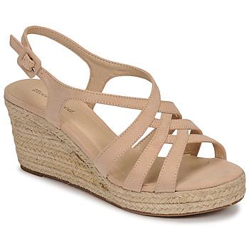 Pantofi Femei Sandale  Moony Mood ONICE Nude