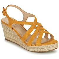 Pantofi Femei Sandale  Moony Mood ONICE Galben