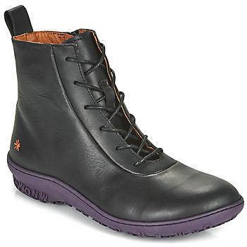 Pantofi Femei Ghete Art ANTIBES Negru