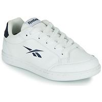 Pantofi Copii Pantofi sport Casual Reebok Classic REEBOK ROYAL VECTOR SMASH Alb / Albastru